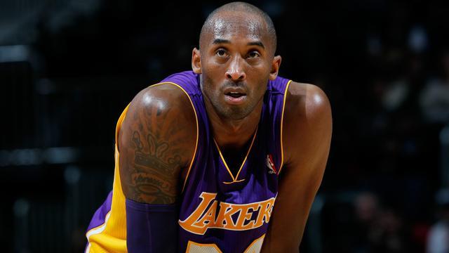 Kobe Bryant a battu le record... du plus grand nombre de tirs manqués en NBA.