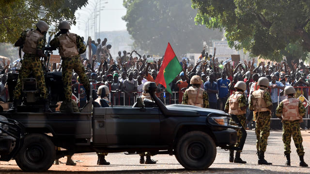 Violences au Burkina Faso