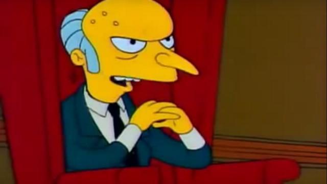 M. Burns va-t-il quitter Les Simpson ? | CNEWS