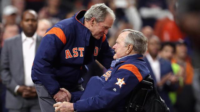 Les Bush sont unanimes dans la critique contre Trump.