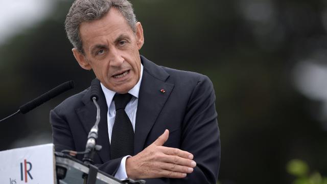 Nicolas Sarkozy le 4 septembre 2016 à La Baule  [JEAN-SEBASTIEN EVRARD / AFP]