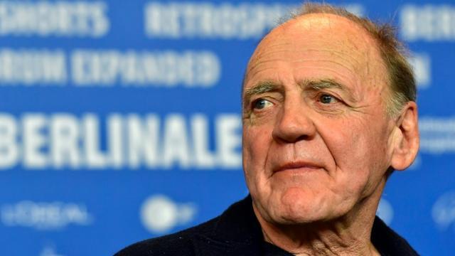 L'acteur suisse Bruno Ganz, le 16 février 2017 au Festival du film de Berlin [John MACDOUGALL / AFP/Archives]