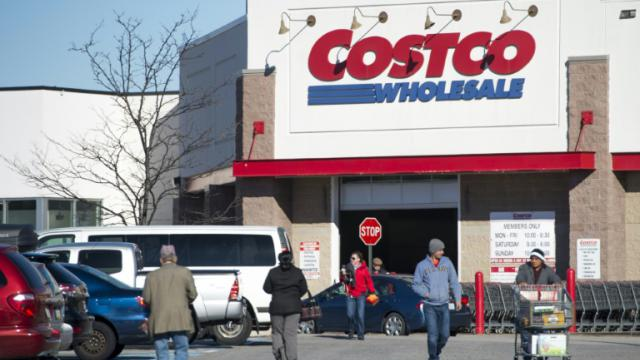 Un magasin Costco à Woodbridge, en Virginie [SAUL LOEB / AFP/Archives]