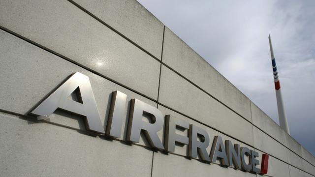 """Air France ne survole plus la zone du Sinaï depuis samedi après-midi, """"à titre de précaution"""" et """"jusqu'à nouvel ordre"""", après le crash de l'avion russe en Egypte, [THOMAS SAMSON / AFP/Archives]"""