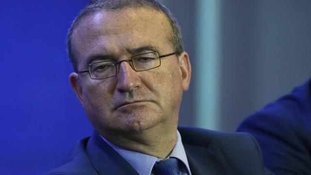Hervé Mariton (Les Républicains) à Paris le 16 septembre 2015 [DOMINIQUE FAGET / AFP/Archives]