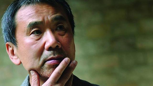 """Haruki Murakami, auteur de """"L'incolore Tsukuru Tazaki et ses années de pèlerinage"""" (éd. Belfond)"""