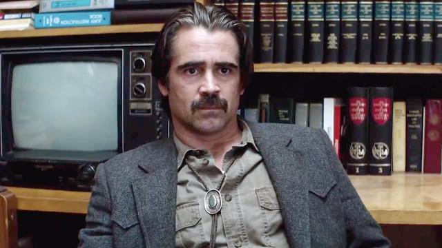 Colin Farrell incarne un flic tourmenté.