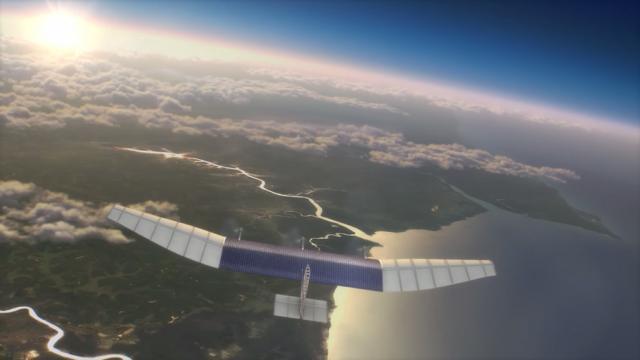 Les drones sont développé par la société britannique Ascenta.