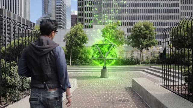 Une série télévisée tirée de l'univers d'Ingress pourrait bientôt voir le jour.