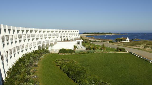 Ouvert en 1964, le centre de Quiberon est un leader incontesté de la thalassothérapie.