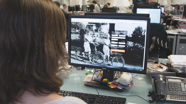 Plusieurs centaines de milliers de Français mènent des recherches sur le Net pour leur arbre généalogique.