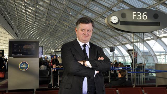 Augustin de Romanet, président-directeur général d'Aéroports de Paris