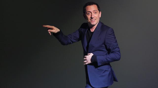 Gad Elmaleh, deux décennies de succès sur scène