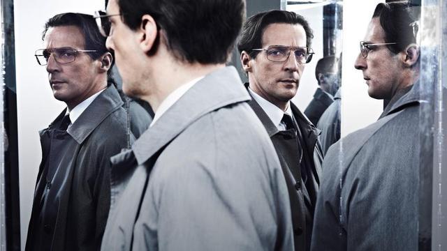 """Mathieu Kassovitz dans """"Un illustre inconnu"""", le nouveau film de Matthieu Delaporte."""