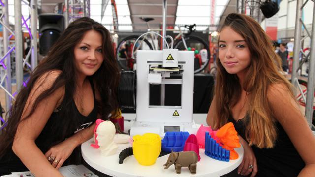 Le marché mondial de l'impression en 3D représente déjà près de 3 milliards d'euros.