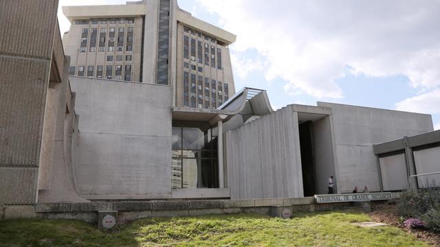 Le palais de justice de Créteil, dans le Val-de-Marne [Jacques Demarthon / AFP/Archives]