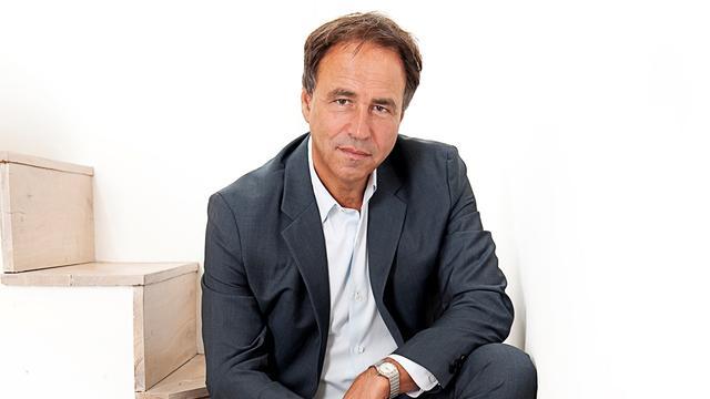 """Anthony Horowitz, auteur du roman """"Moriarty"""", paru aux éditions Calmann-Lévy."""