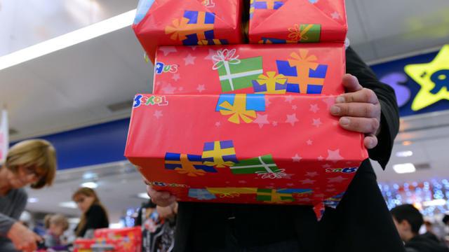 57 % des achats de cadeaux de Noël restent encore à effectuer par les Français.