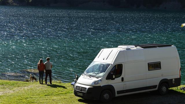 La coquette somme de 11 millions d'euros sera en partie dépensée dans l'acquisition d'un camping-car qui lui permettra de faire un tour de France. (illustration)