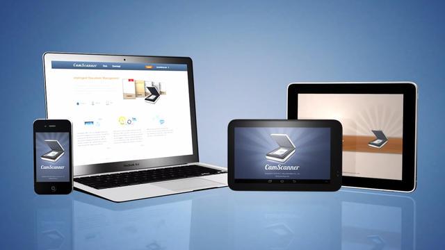 L'application CamScanner se décline également sur d'autres types d'appareils électroniques.