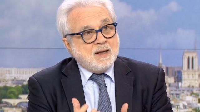 Louis Caprioli est l'ancien patron des services antiterroristes français.