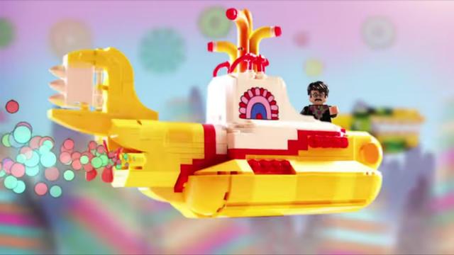 «yellow Submarine» Bientôt Des LegoWww Disponible Chez Le Beatles 7yf6gYbv
