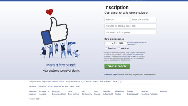 Facebook Ne Paie Que 1 Million D Euros D Impots En France Au Lieu