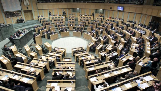 Parlement jordanien