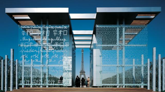 De 2021 à 2024, le Mur de la Paix pourrait être «dévissé et rangé», remplacé par un Grand Palais éphémère.