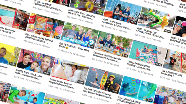 Les 10 Meilleures Chaînes Youtube Pour Enfants Wwwcnewsfr