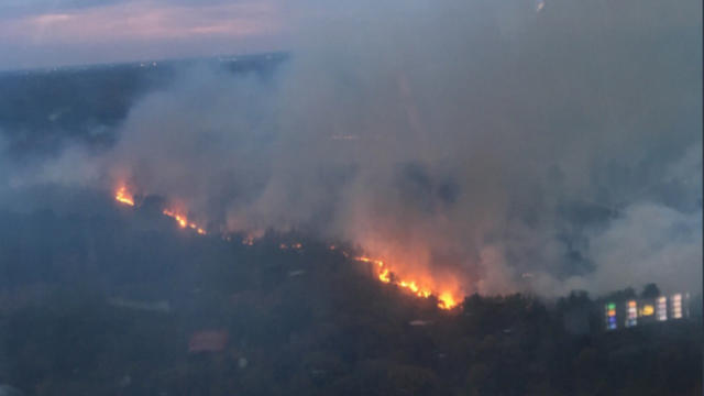 La forêt de Sénart part en fumée (région parisienne). Capture_decran_2018-10-11_a_06
