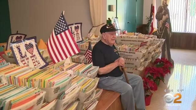 Duane Sherman a fêté ses 96 ans particulièrement bien entouré.