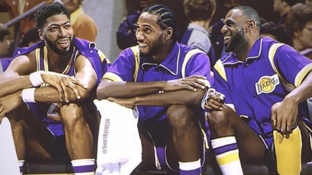 nouveau style 8accc c7e88 NBA : Lakers, Clippers, Raptors, pourquoi le choix de Kawhi ...