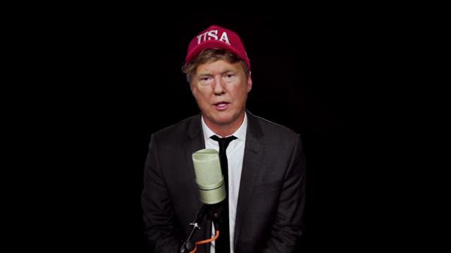 Donald Trump qui chante ? C'est possible grâce au deepfake