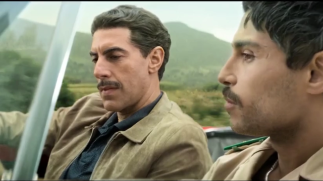 Sacha Baron Cohen incarne l'espion israélien Eli Cohen dans la série «The Spy».