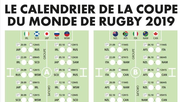 Calendrier Resultat Coupe Du Monde 2020.Telechargez Le Calendrier De La Coupe Du Monde De Rugby En