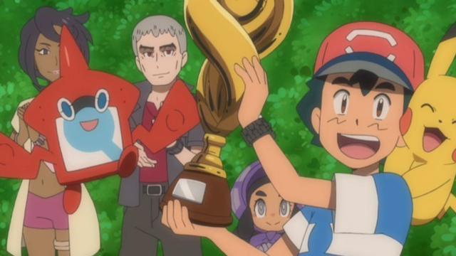 Pokémon Sacha Remporte Enfin Une Ligue Pokémon Www