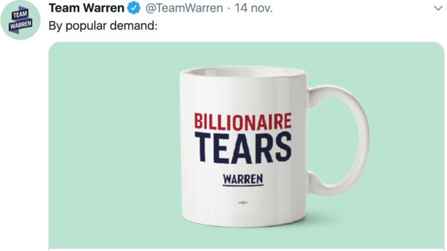 Le mug est particulièrement populaire