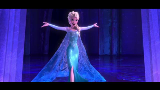 Elsa, la Reine des neiges