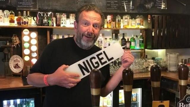 Nigel Smith a eu l'idée de cette fête il y a quelques années, en découvrant qu'aucun bébé appelé Nigel n'était né au Royaume-Uni en 2016.