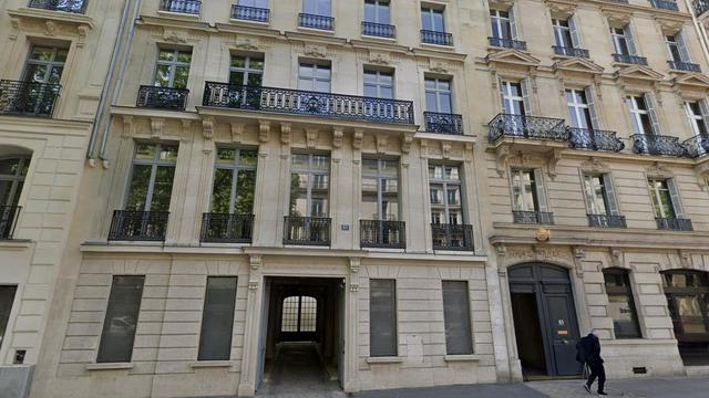 L'homme a été vu la dernière fois boulevard Haussmann, qui traverse les 8e et 9e arrondissements de Paris.
