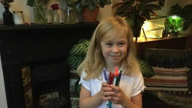 Jessie Stephenson souhaite que Crayola mette en place un programme de recyclage de ses feutres au Royaume-Uni, comme ce qu'elle fait déjà aux Etats-Unis.