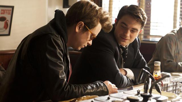 """Dane DeHaan, qui interprète ici James Dean au côté de Robert Pattinson, s'est fait remarqué en 2012 dans le film """"Chronicle"""" de Josh Trank."""