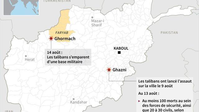 Combats en Afghanistan [ / AFP]