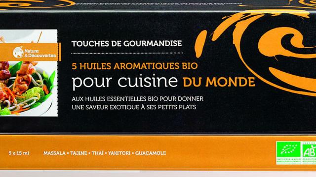 Des Fioles D Huile Culinaire Www Cnews Fr
