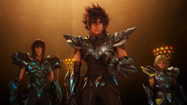 Les chevaliers de bronze reprennent du service dans un reboot en 3D.