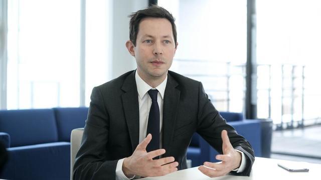 Le troisième homme des sondages entend défendre la «civilisation européenne», prélude selon lui à la reconstruction de la droite.