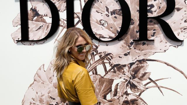 Celine Dion Pose Nue Pour Vogue Www Cnews Fr