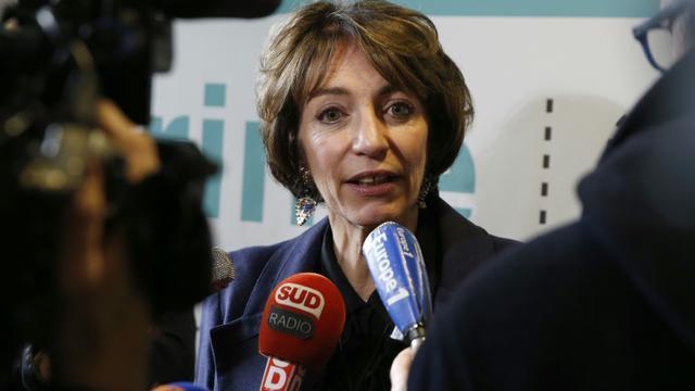 La ministre de la Santé Marisol Touraine  le 22 décembre 2015 à Paris [PATRICK KOVARIK / AFP/Archives]