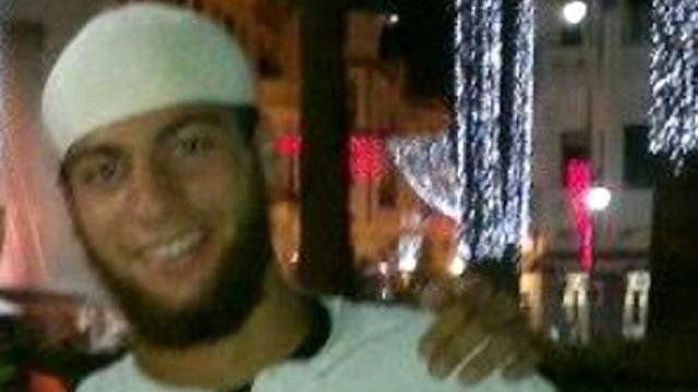 Photo non datée diffusée par un réseau social du suspect de l'attaque du Thalys , le marocain Ayoub El-Khazzani [- / -/AFP]